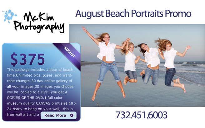 portraits on the ebwach jersey shore