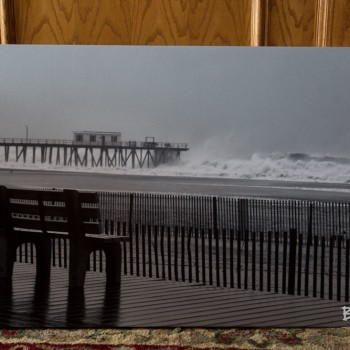 hurricane sandy historic photograph