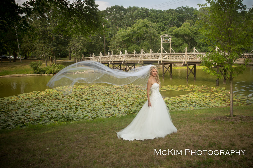 Spring Lake Nj bridge wedding photos