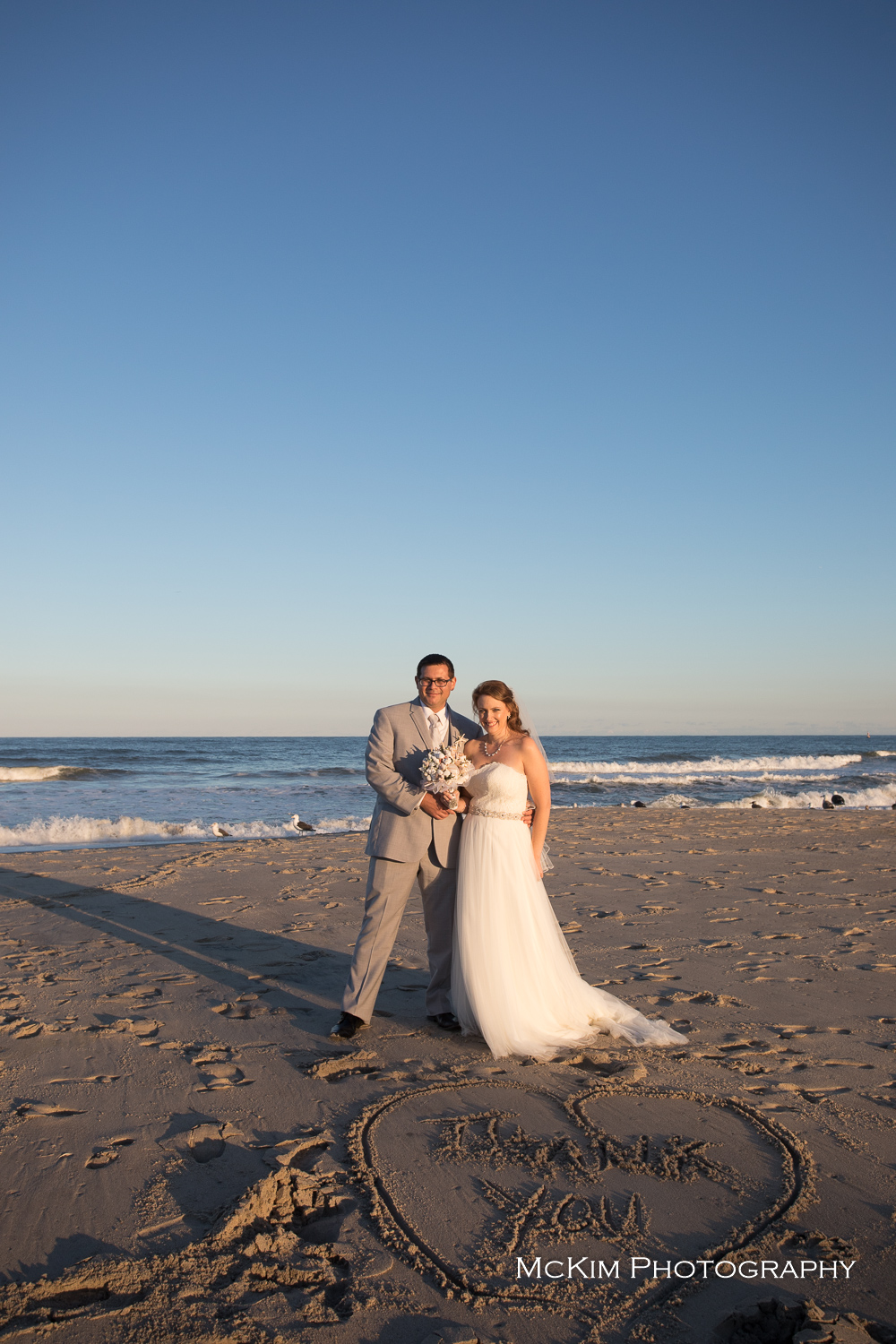 Avon By The Sea Beach Wedding Photos 2016 Columns Hotel Nj